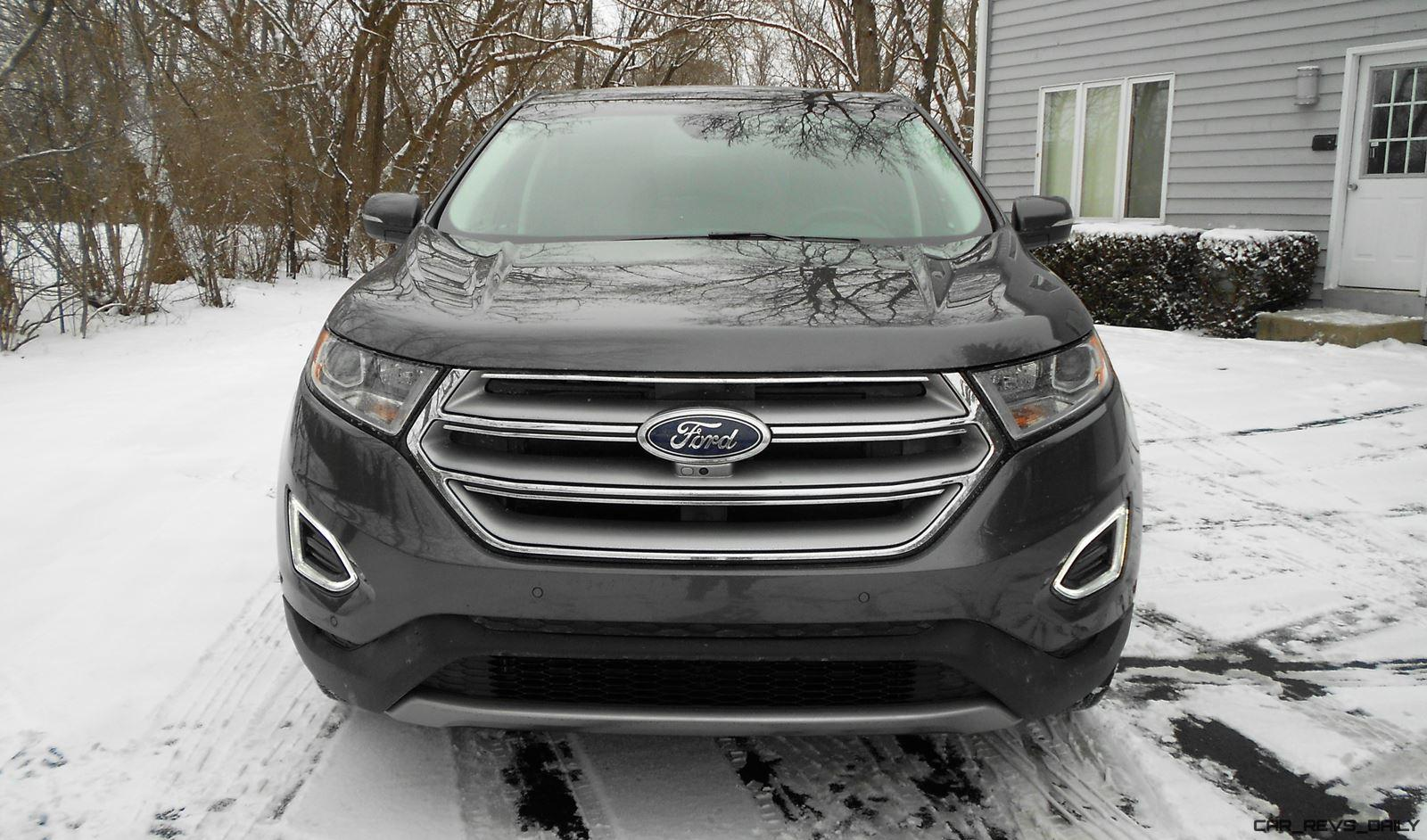 hawkeye drives 2016 ford edge titanium awd review car revs. Black Bedroom Furniture Sets. Home Design Ideas