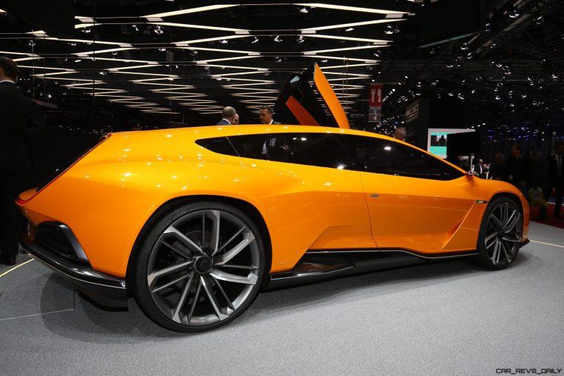 2016 ItalDesign Giugiaro GTZero  6