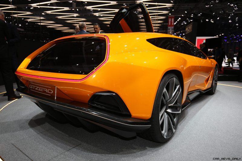 2016 ItalDesign Giugiaro GTZero 7