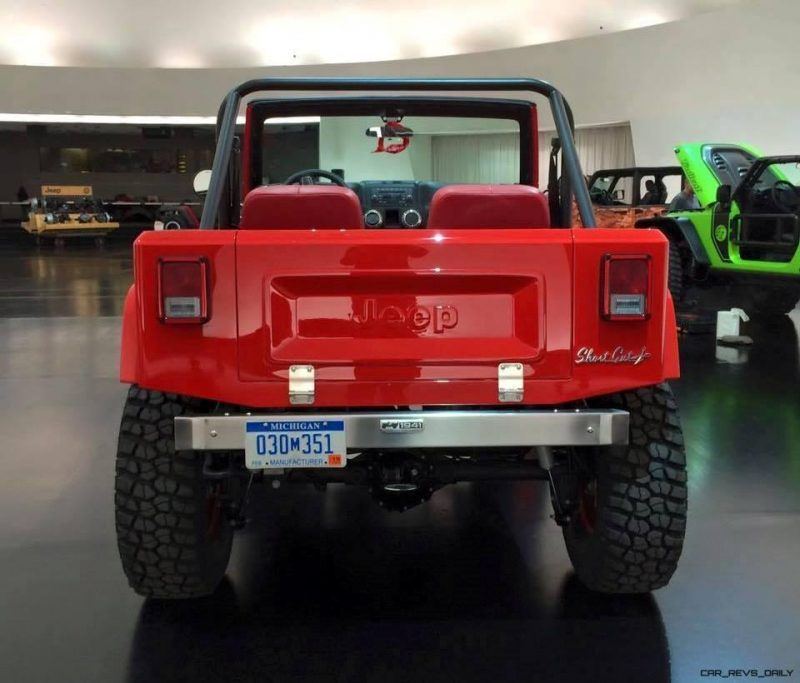 2016 JEEP Moab Easter Safari Concepts 12