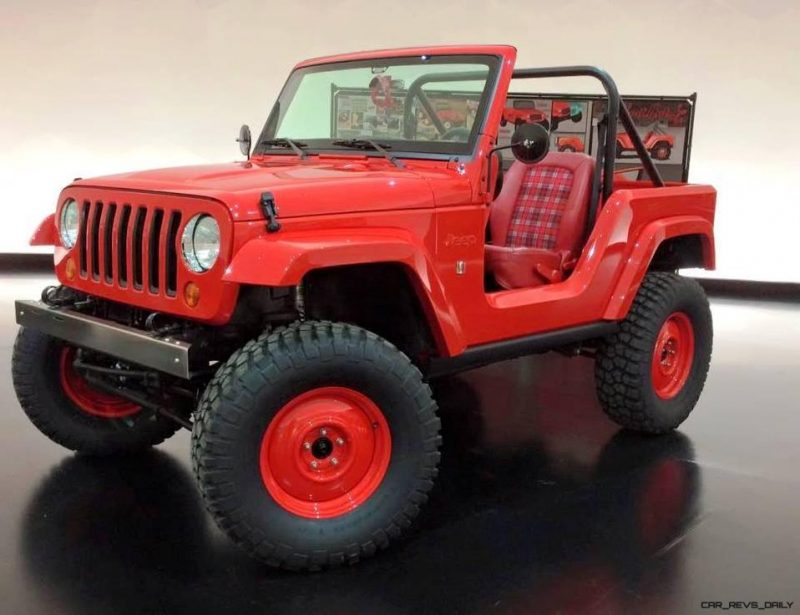 2016 JEEP Moab Easter Safari Concepts 19