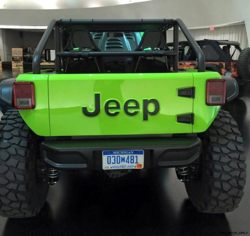 2016 JEEP Moab Easter Safari Concepts 21