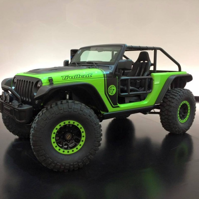 2016 JEEP Moab Easter Safari Concepts 4