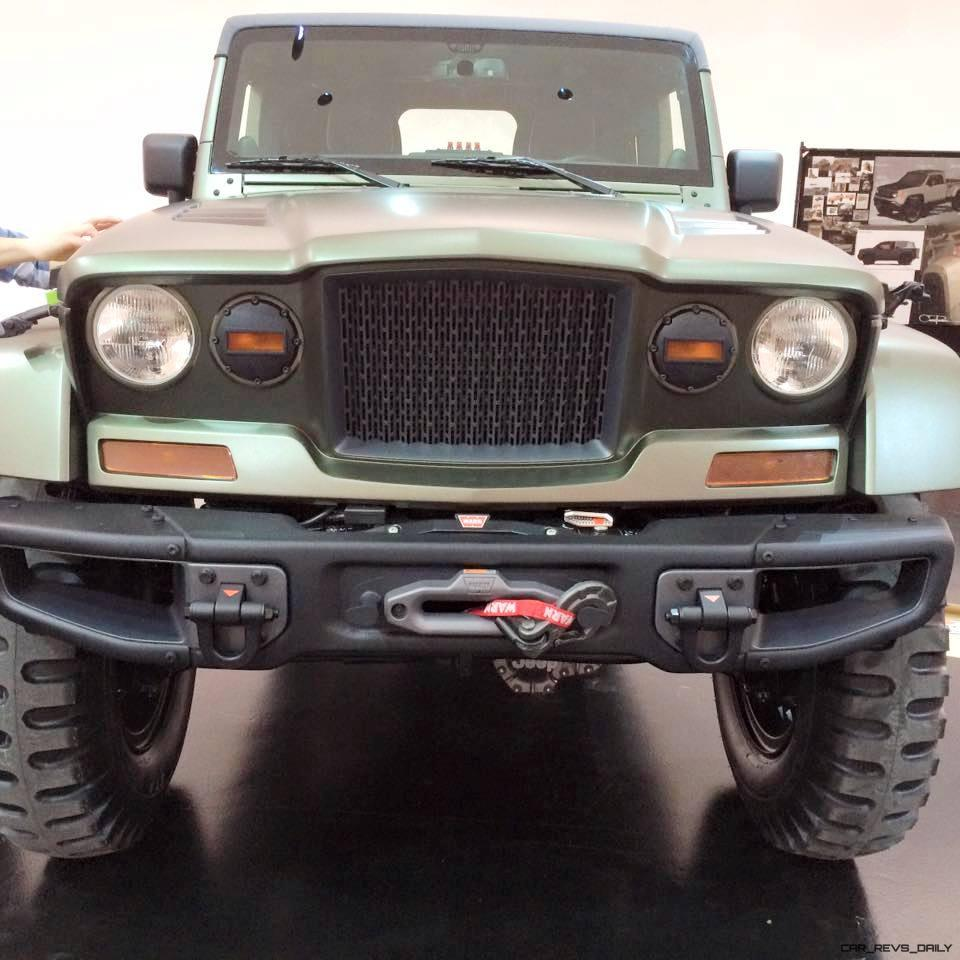 7 New Jeep Concepts Hiding Among Easter Safari Madhouse 30 Fc Concept Truck