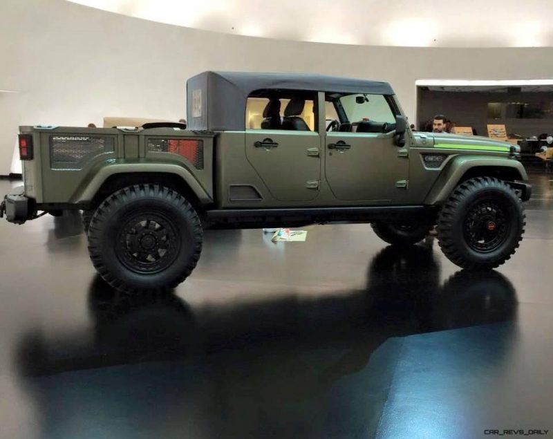 2016 JEEP Moab Easter Safari Concepts 9