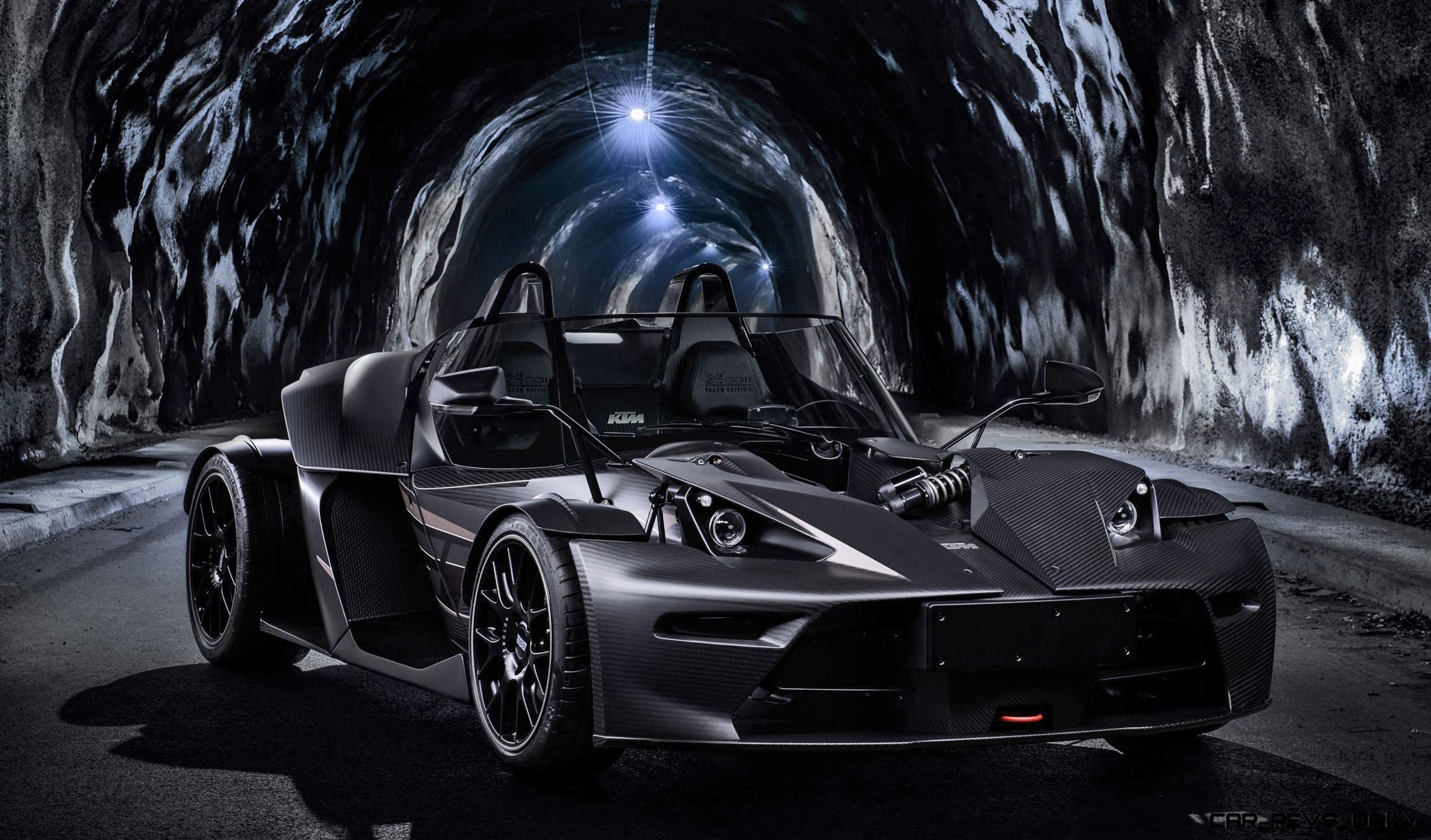 2016 KTM X-Bow GT Black Carbon