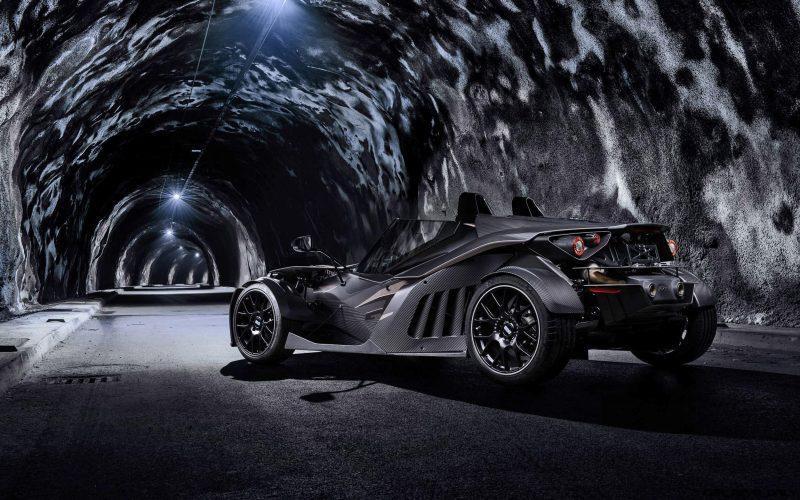 2016 KTM X-Bow GT Black Carbon 5