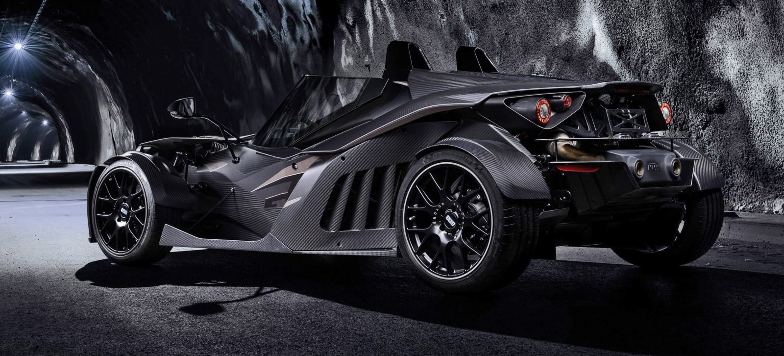 2016 KTM X-Bow GT Black Carbon