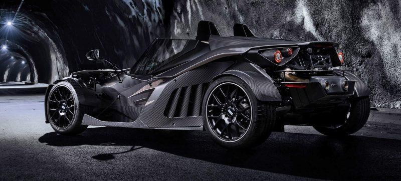 2016 KTM X-Bow GT Black Carbon 6