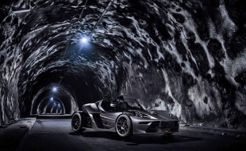 2016 KTM X-Bow GT Black Carbon 7