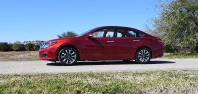 2016 Nissan Altima SL Review 11