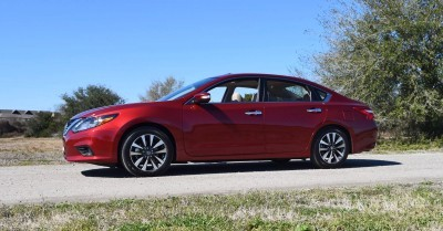 2016 Nissan Altima SL Review 12