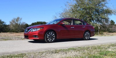 2016 Nissan Altima SL Review 13