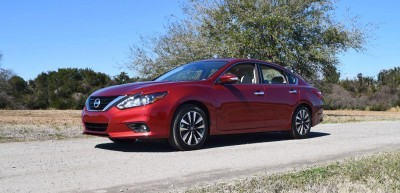2016 Nissan Altima SL Review 14