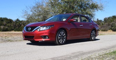 2016 Nissan Altima SL Review 15