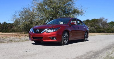 2016 Nissan Altima SL Review 16