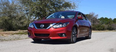 2016 Nissan Altima SL Review 17