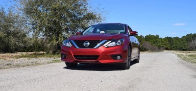 2016 Nissan Altima SL Review 18