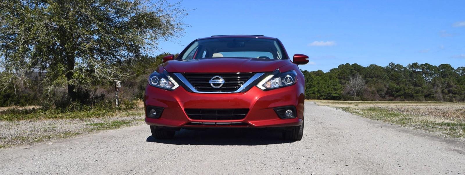 Elegant Road Test Review  2016 Nissan Altima SL  Fresh Face For