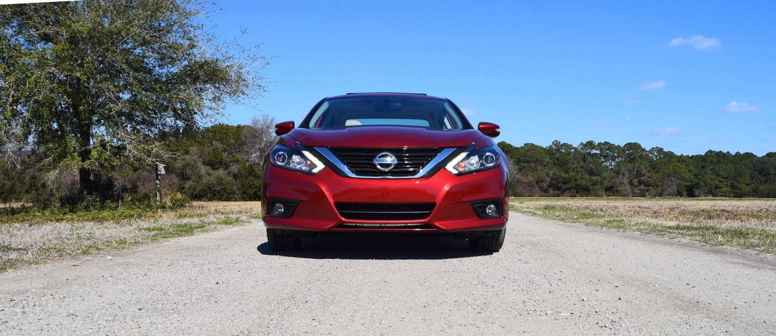 Innovative Road Test Review  2016 Nissan Altima SL  Fresh Face For