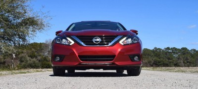 2016 Nissan Altima SL Review 22