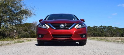 2016 Nissan Altima SL Review 23