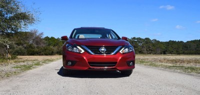 2016 Nissan Altima SL Review 26