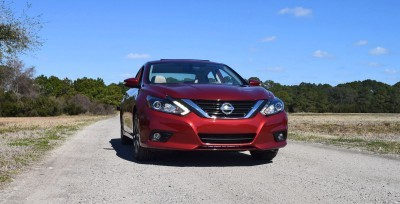 2016 Nissan Altima SL Review 27