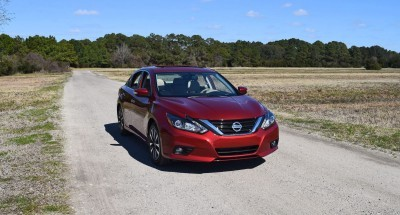 2016 Nissan Altima SL Review 28