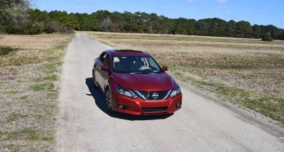 2016 Nissan Altima SL Review 29
