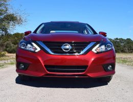 Road Test Review – 2016 Nissan Altima SL – Fresh Face for World's-Smoothest Sedan