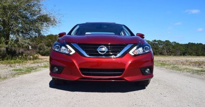 2016 Nissan Altima SL Review 30