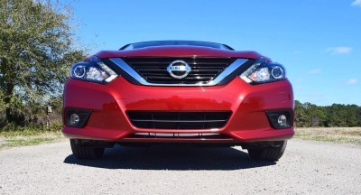2016 Nissan Altima SL Review 31