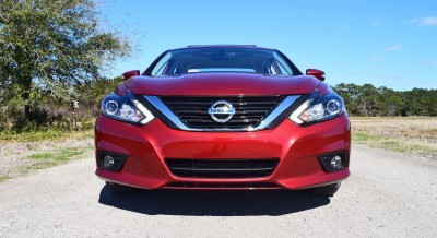 2016 Nissan Altima SL Review 32