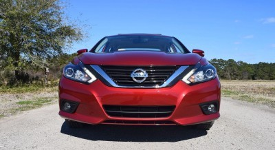 2016 Nissan Altima SL Review 33