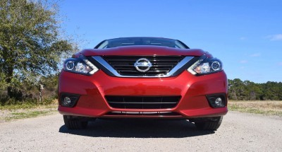2016 Nissan Altima SL Review 34