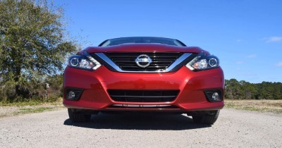 2016 Nissan Altima SL Review 35