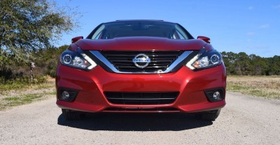 2016 Nissan Altima SL Review 39