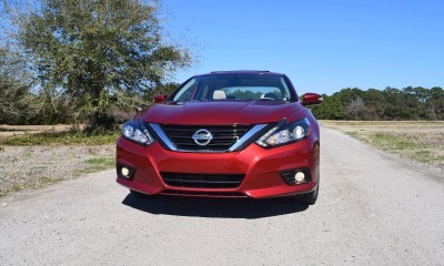 2016 Nissan Altima SL Review 40