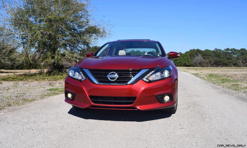 2016 Nissan Altima SL Review  40