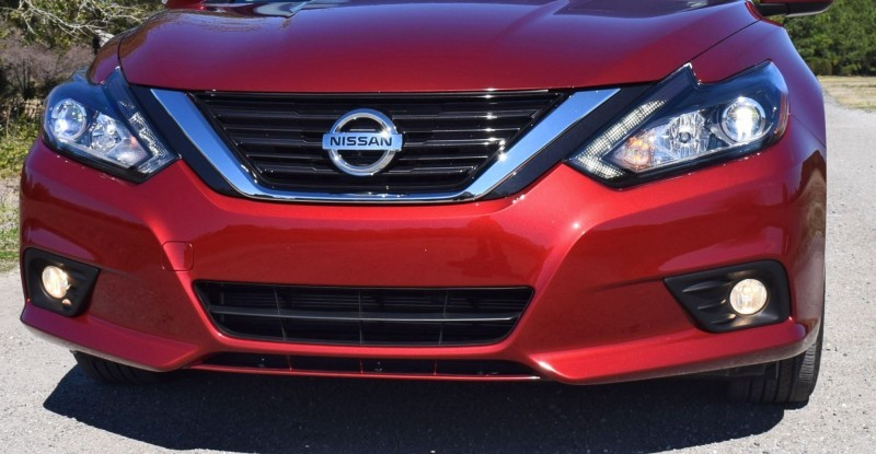 2016 Nissan Altima SL Review  41