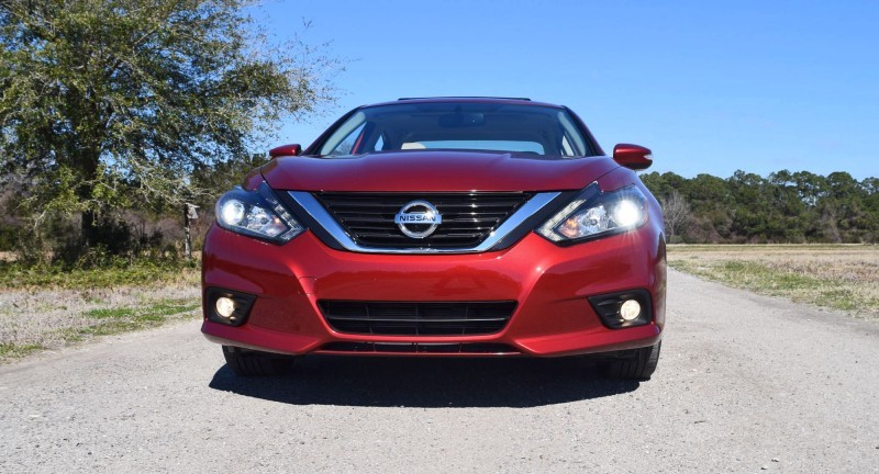 2016 Nissan Altima SL Review 42