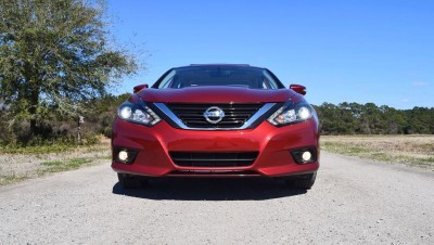 2016 Nissan Altima SL Review 44