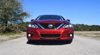 Road Test Review - 2016 Nissan Altima SL - Fresh Face for ...