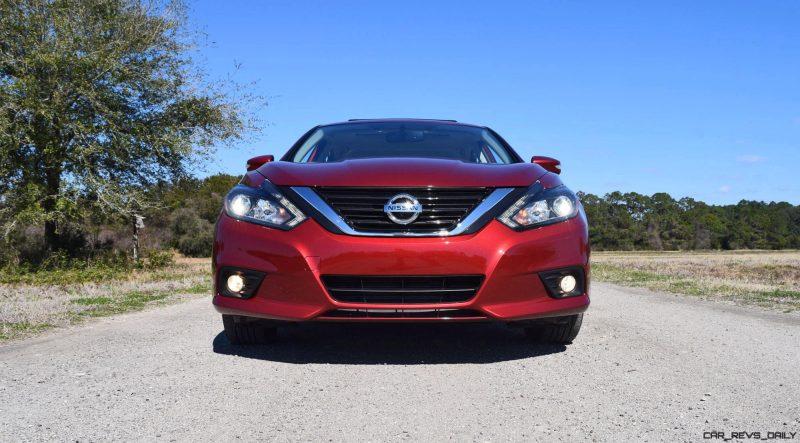 2016 Nissan Altima SL Review  45