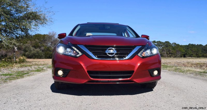 2016 Nissan Altima SL Review  47
