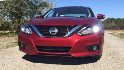 2016 Nissan Altima SL Review 64