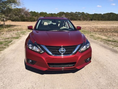 2016 Nissan Altima SL Review 66