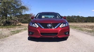 2016 Nissan Altima SL Review 67