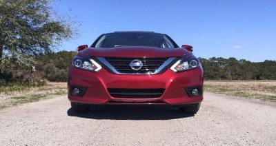 2016 Nissan Altima SL Review 68